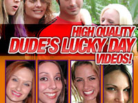 Dude's Lucky Day Videos